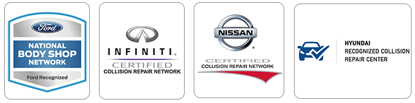 recognized by Ford, Nissan, Infiniti and Hyundai